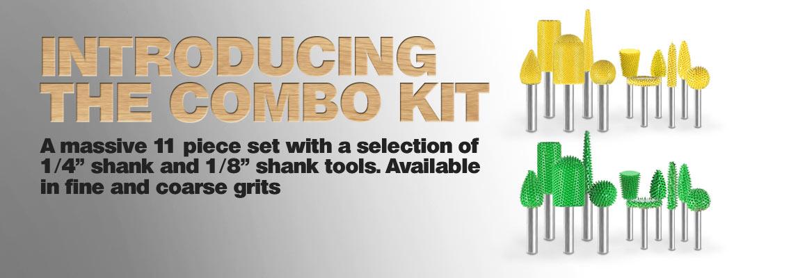Saburrtooth products rotary tools shank