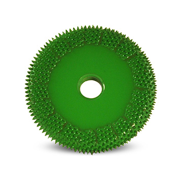 "2"" Buzzout Wheel 1/4"" (Coarse Grit)"