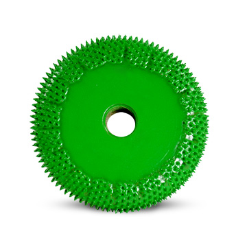 "2"" Buzzout Wheel 3/8"" (Coarse Grit)"